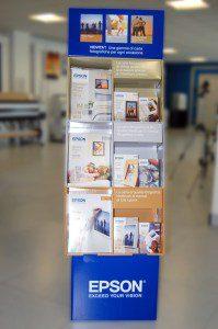 Carta fotografica per stampanti epson inkjetstampanti epson for Carta fotografica epson