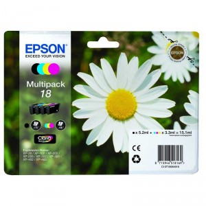 Cartucce_Epson_18_Multipack