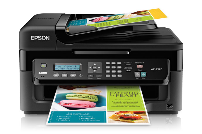 how to change epson printer from offline to online
