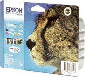 Cartucce Epson serie Ghepardo