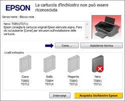 Cartuccia Epson_non_Riconosciuta