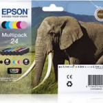 Stampanti compatibili Cartucce Epson 24
