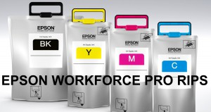 Stampanti Epson WorkForce con tecnologia RIPS (Replaceable Ink Pack System)