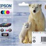 Stampanti compatibili Cartucce Epson 26