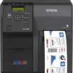 Stampante industriale per etichette Epson ColorWorks C7500G