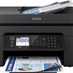 Epson WorkForce WF-2850DWF scheda tecnica