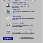Pulizia Testina Epson BX630 da Windows