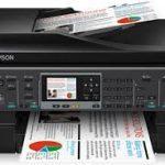 Sostituzione Cartucce Epson BX630fw dal Mac